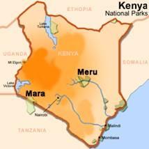 Mara and Meru