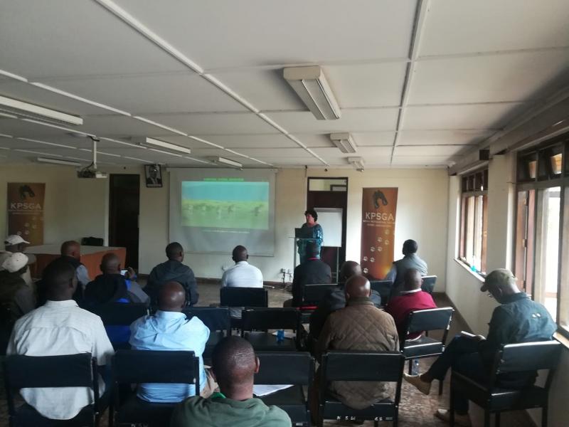 KPSGA - Kenya Professional Safari Guides Association