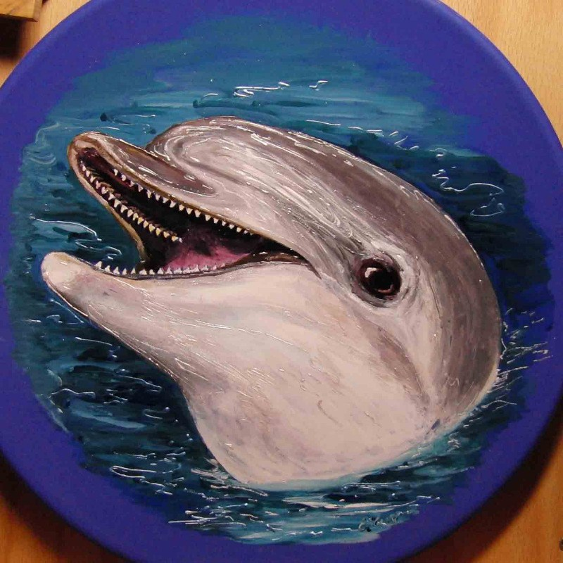 dolphin-plate